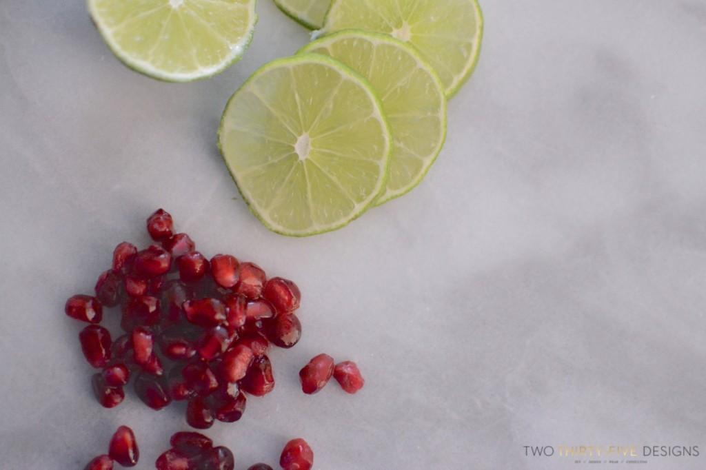 Pomegranate Mimosa's