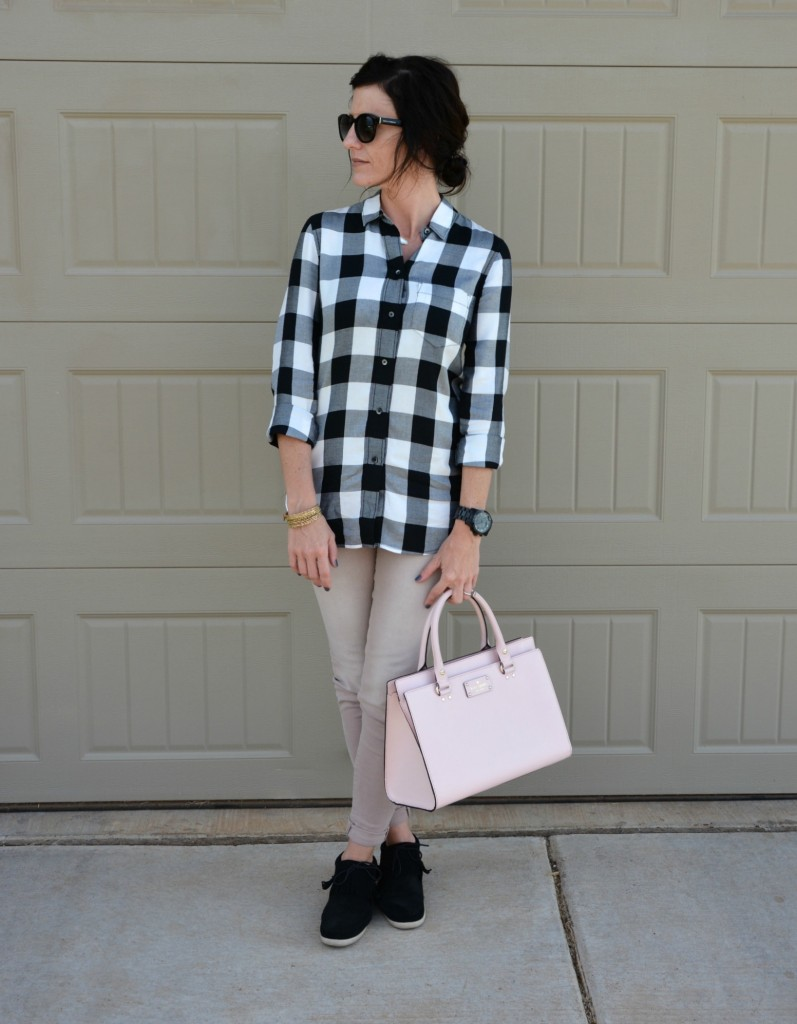 Casual Friday Link Up with Madewell, Kate Spade and American Eagle 5