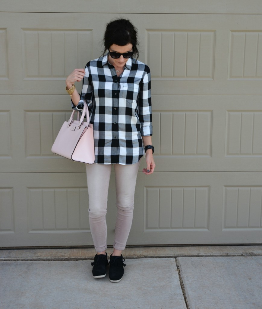 Casual Friday Link Up with Madewell, Kate Spade and American Eagle