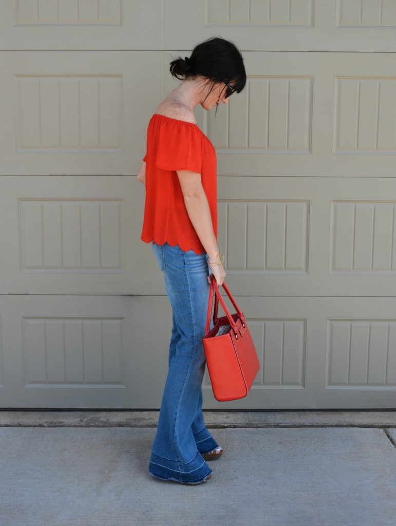 Casual Friday Link Up with Target, Francescas and Kate Spade by Two Thirty~Five Designs 1