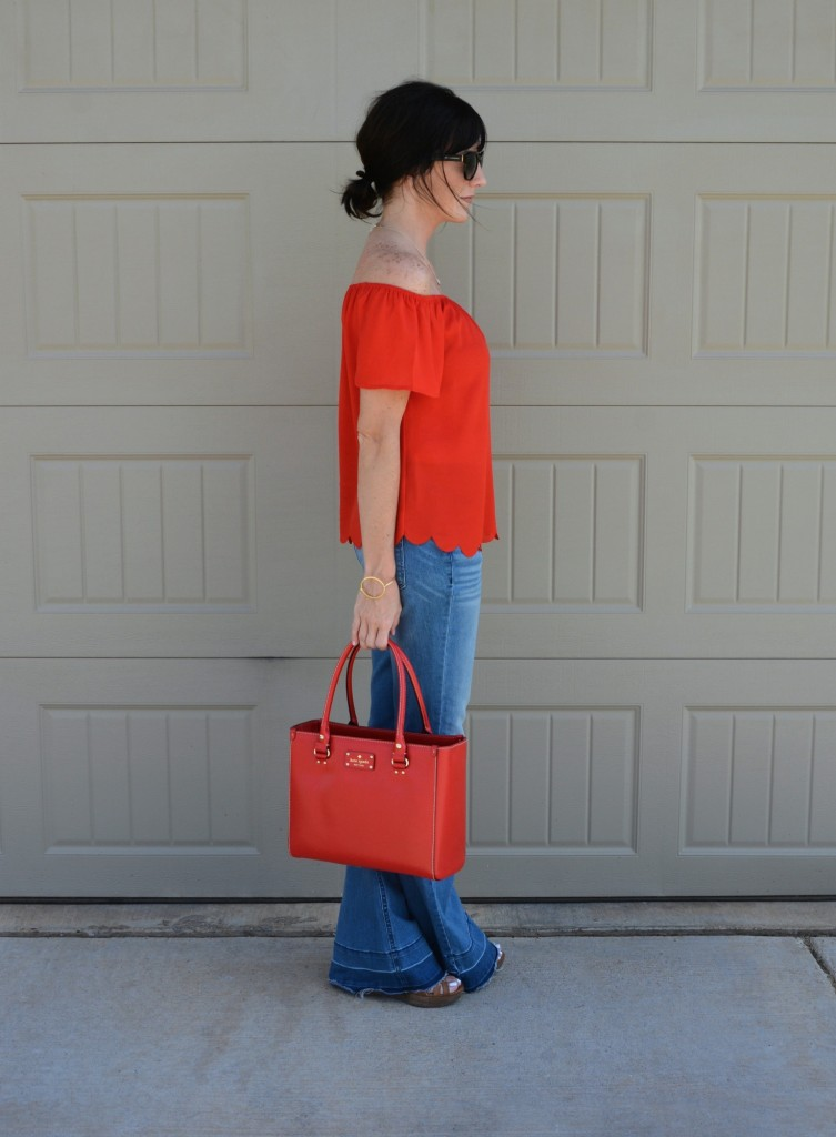 Casual Friday Link Up with Target, Francescas and Kate Spade by Two Thirty~Five Designs 2