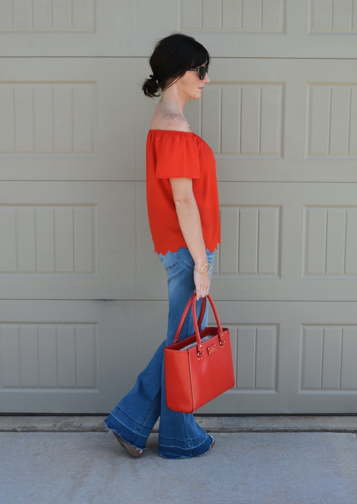 Casual Friday Link Up with Target, Francescas and Kate Spade by Two Thirty~Five Designs 4