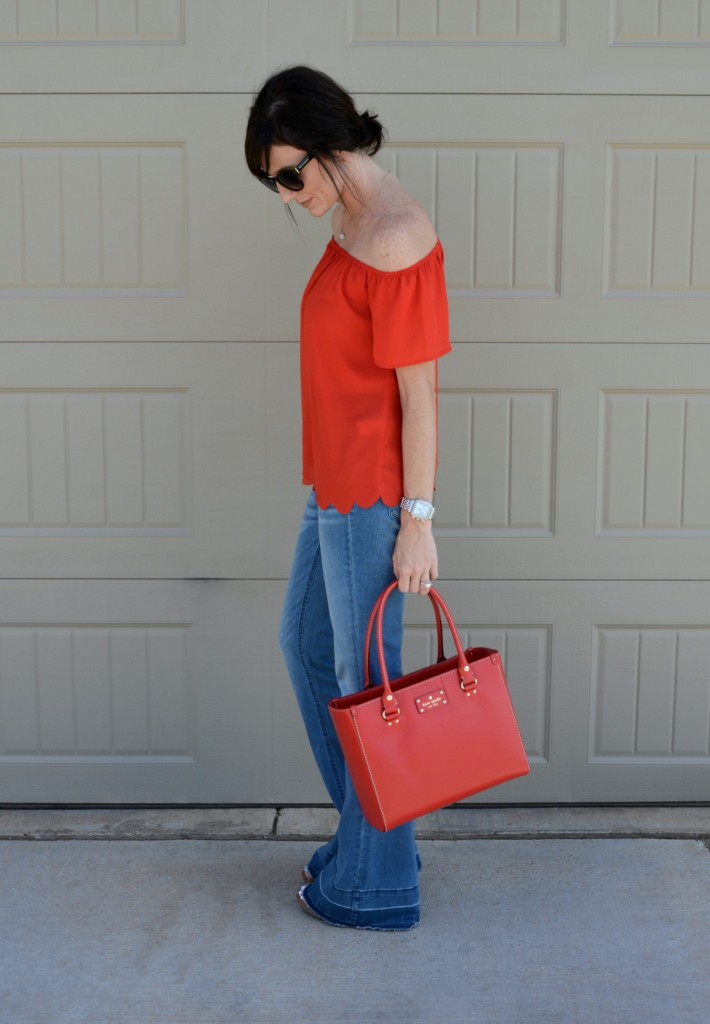 Casual Friday Link Up with Target, Francescas and Kate Spade by Two Thirty~Five Designs 5