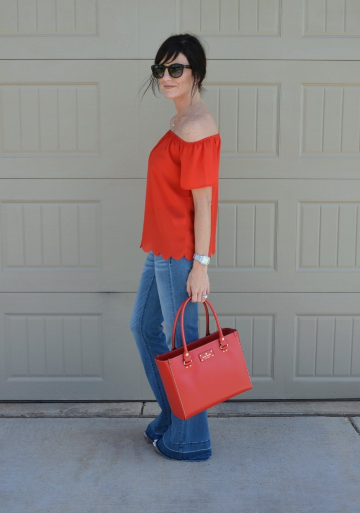 Casual Friday Link Up with Target, Francescas and Kate Spade by Two Thirty~Five Designs 6