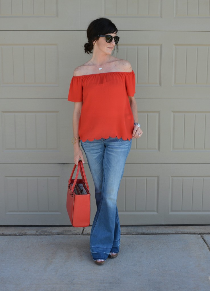 Casual Friday Link Up with Target, Francescas and Kate Spade by Two Thirty~Five Designs 8-2