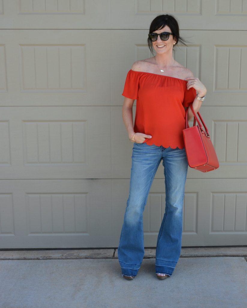 Casual Friday Link Up with Target, Francescas and Kate Spade by Two Thirty~Five Designs 8