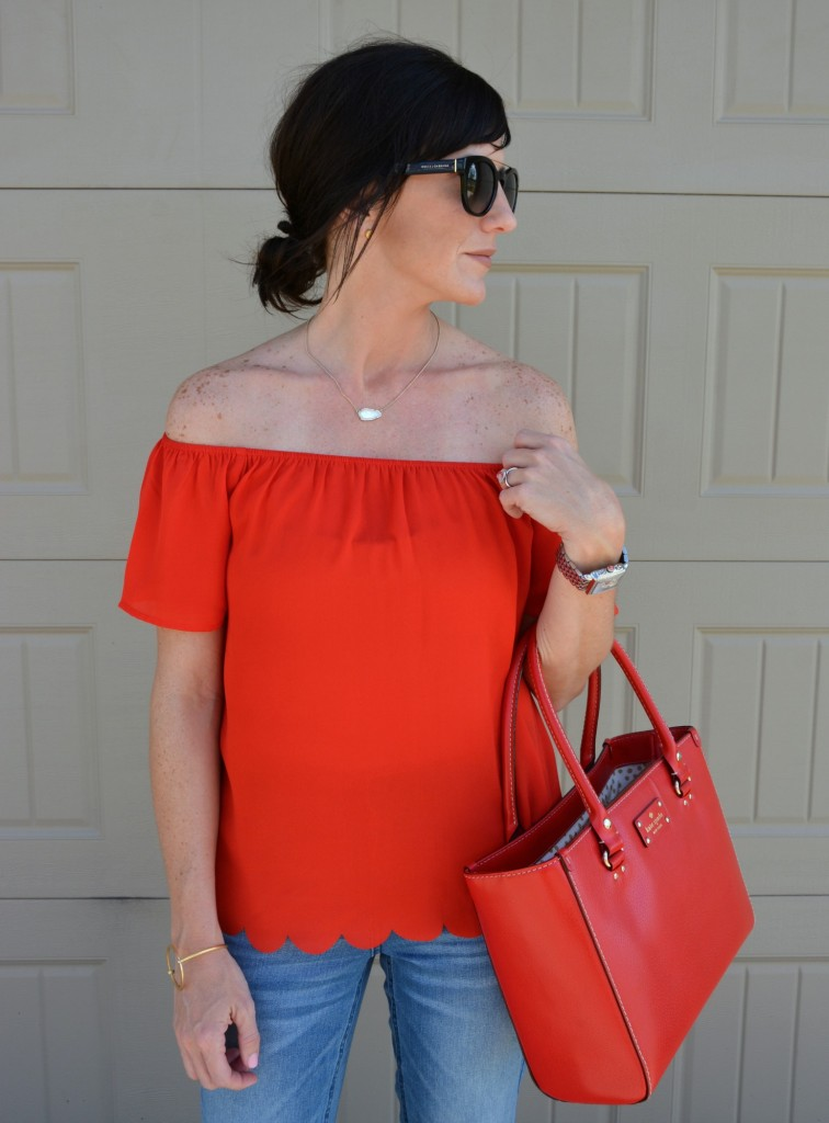 Casual Friday Link Up with Target, Francescas and Kate Spade by Two Thirty~Five Designs 9