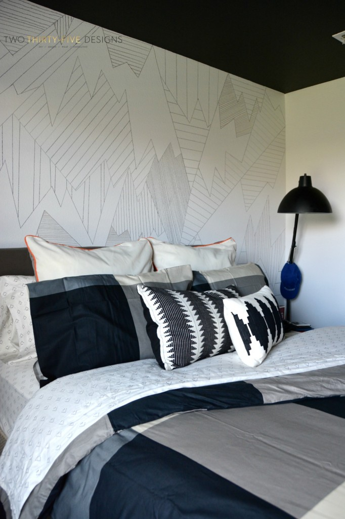 DIY Sharpie Wall Art by Two Thirty~Five Designs 4