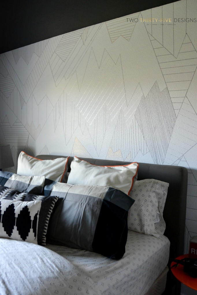 DIY Sharpie Wall Art by Two Thirty~Five Designs 5