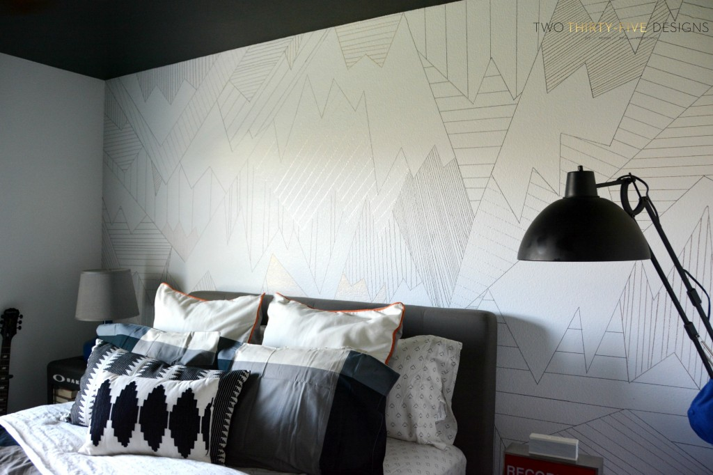 DIY Sharpie Wall Art by Two Thirty~Five Designs 6