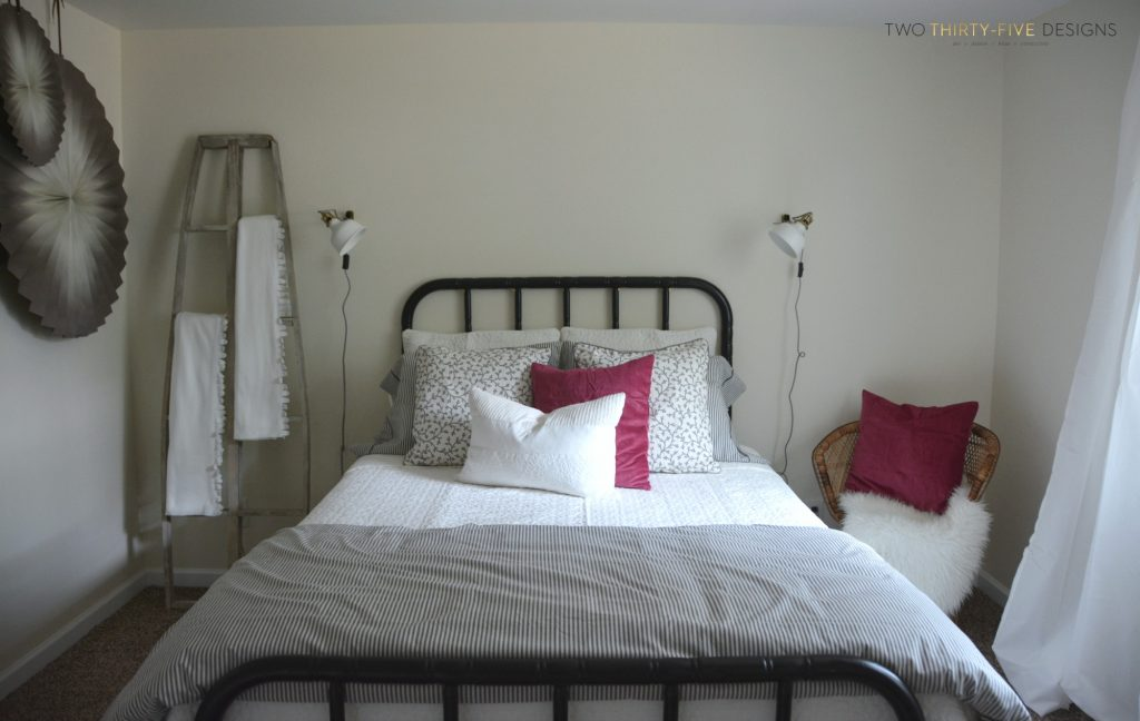 Room Reveal with GMC and Habitat for Humanity by Two Thirty~Five Designs 7