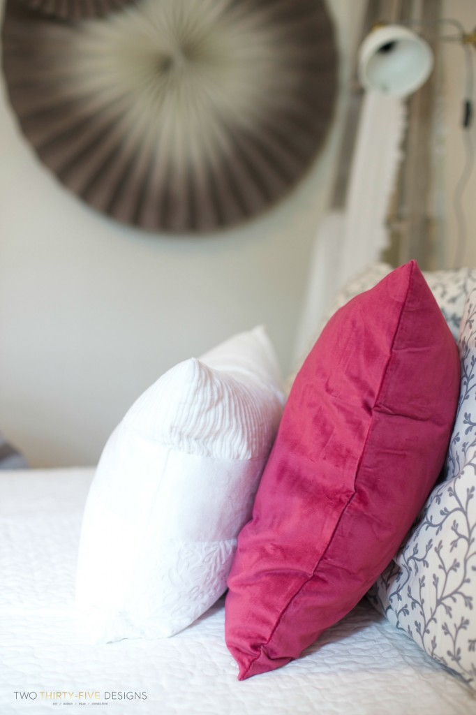Room Reveal with GMC and Habitat for Humanity by Two Thirty~Five Designs a