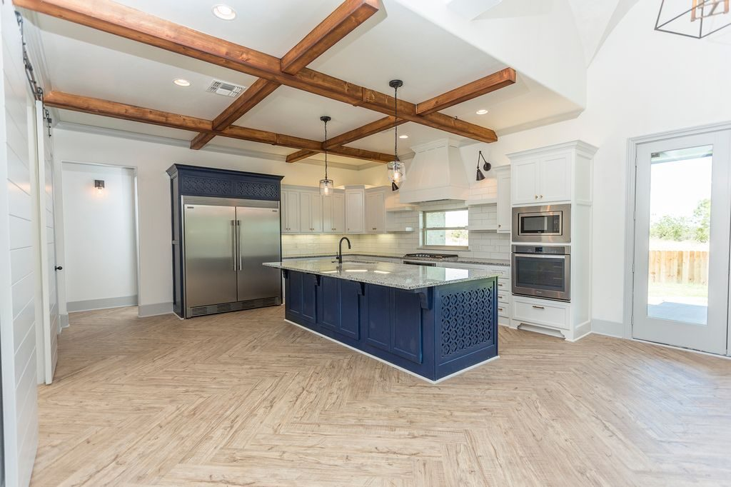 Enclave Court Home Tour Kitchen by Two Thirty Five Designs