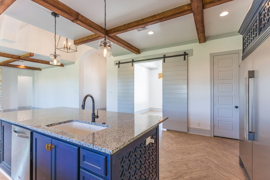 Enclave Court Home Tour, Modern Barn Doors by Two Thirty Five Designs