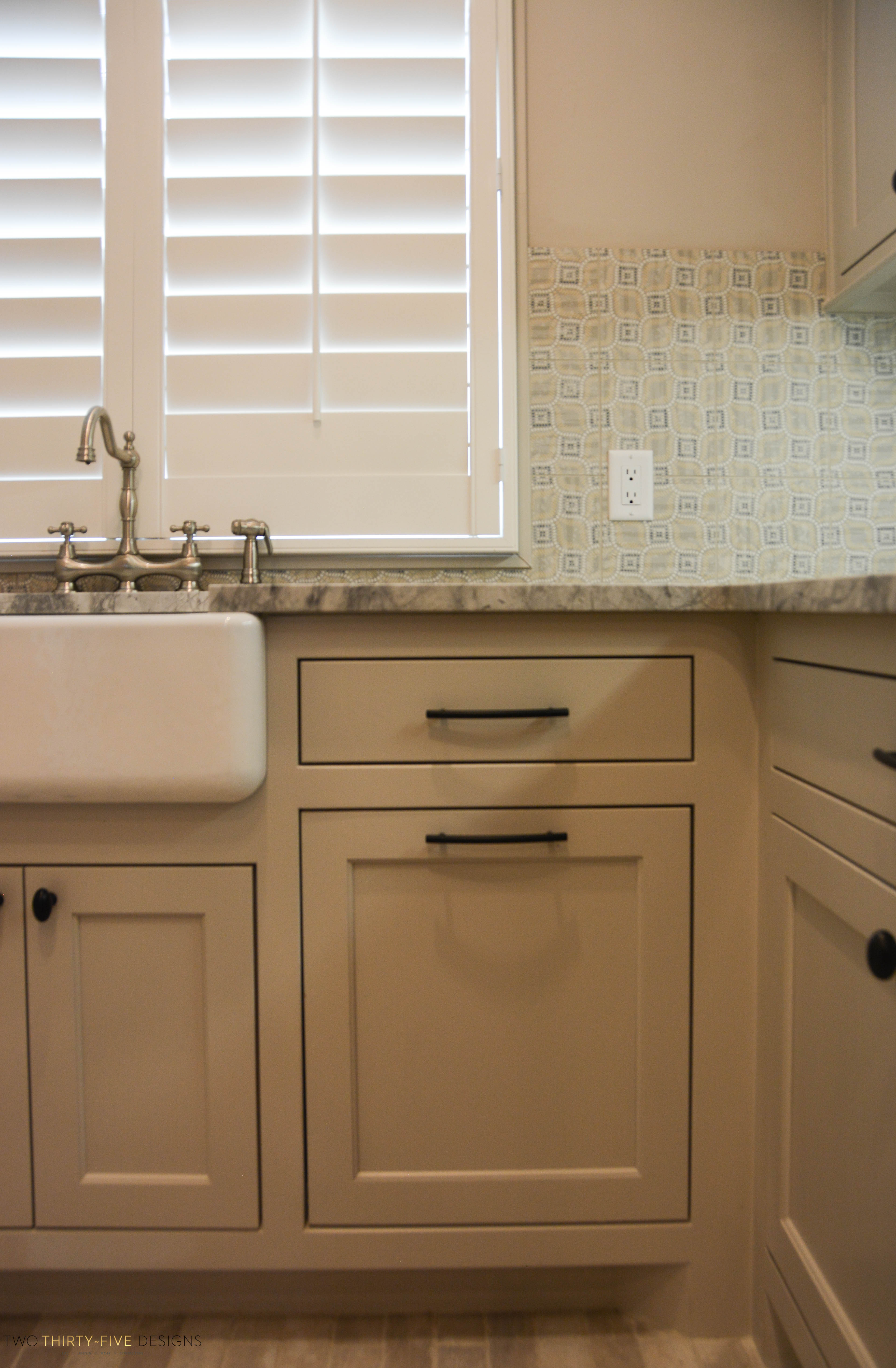 ... Rustic French Apron Front Sink By Two Thirty Five Designs ...