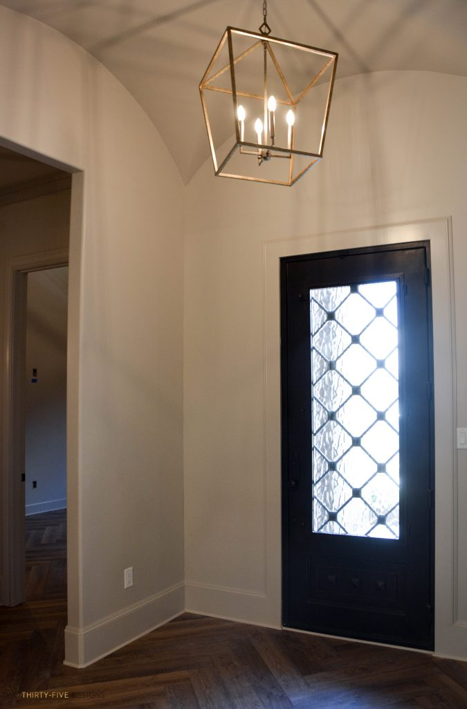 Rustic French Entry by Two Thirty Five Designs