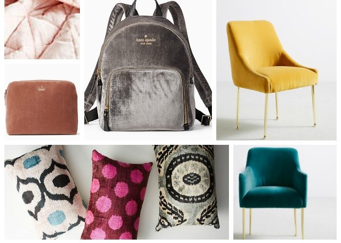 CurrentlyTrending - Velvet by Two Thirty Five Designs.