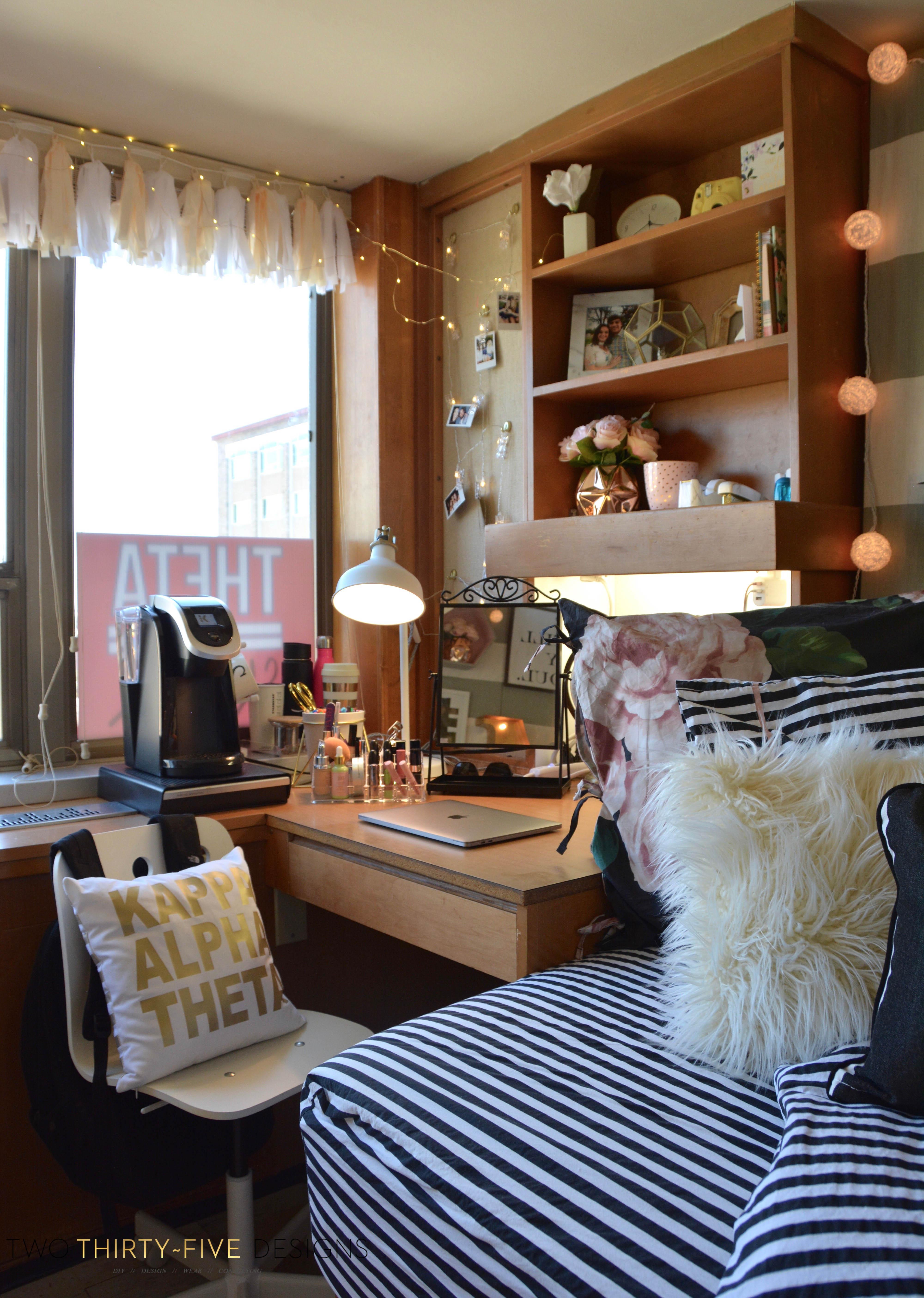 Texas Tech Chitwood Dorm Room Makeover (6 Of 28) ...