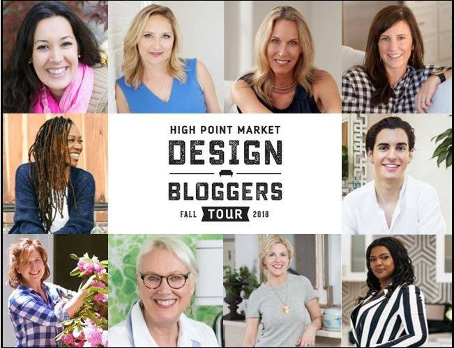 High Point Design Bloggers 2018 Tour